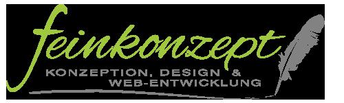 feinkonzept - Agentur für Konzeption, Design & Web-Entwicklung